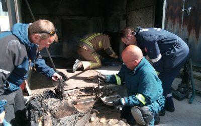 Certified Fire Investigator Training