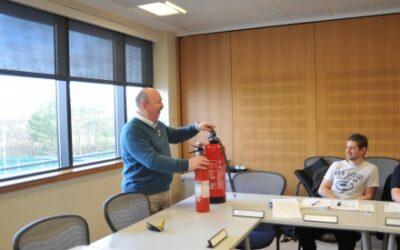 Fire Training Durham