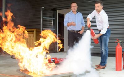 Can You Use a Fire Extinguisher Without Training?